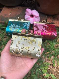 Take All!!!Pouch for Coin 3 pcs
