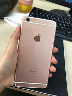 Iphone 6S+ 128GB Rose Gold