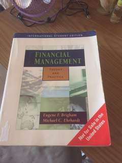 3 Financial accounting/management books
