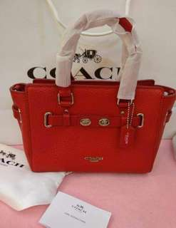 AUTHENTIC COACH SWAGGER MINI 21