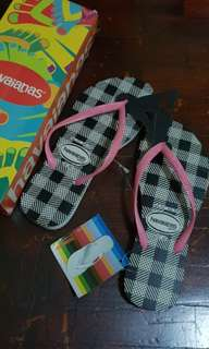 Havaianas slim slippers Size 35-36