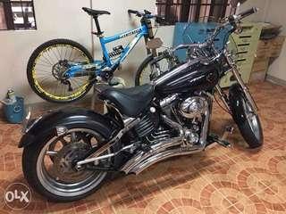 2009 Harley Davidson Rocker C Limited Edition