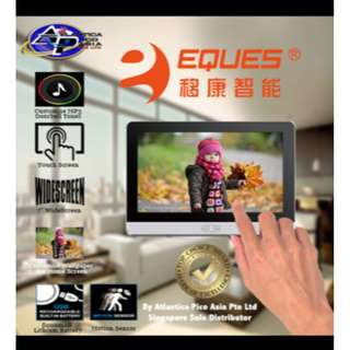 Eques R22 Smart Wifi DoorBell ( Premium Sliver )
