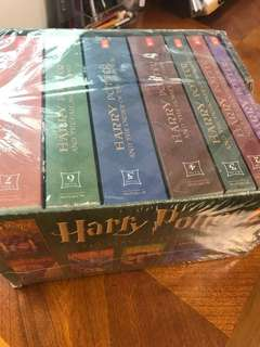 Brand new Harry Potter full series
