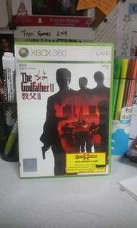The Godfather II Xbox 360