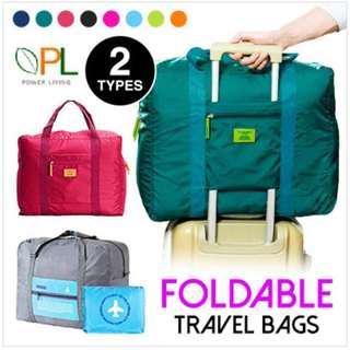 🚚 Premium Foldable Luggage Bag Korea Style Holiday Travel Bag Tour