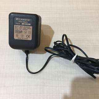 Linksys power adapters - MKA-091000GS