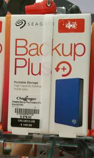 "🚚 Seagate backup plus External Hard Drive 4TB New in Box Portable hard drive 2.5"" Brand New in Box  Most competitive price available"