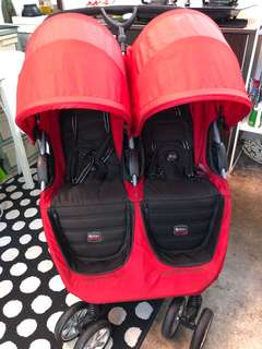 Britax Twin Stroller
