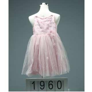 Gaun anak preloved 1960