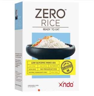 Xndo Zero Rice