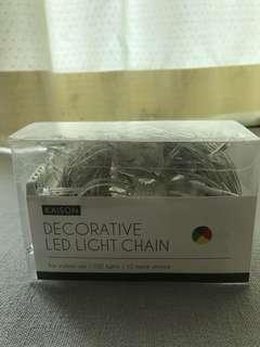 Decorative LED lights chains