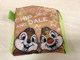 Chip and Dale Recycle bag (free normal mail)