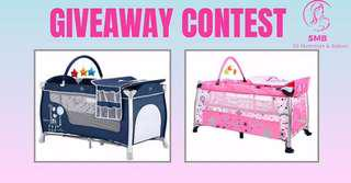 GIVEAWAY TIME! BRAND NEW PLAYPEN