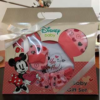 Disney Baby 5pcs gift set