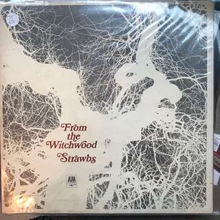Records Vinyl - From the Witchwood Strawbs LP Excellent Condition