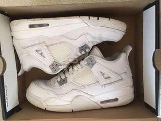 Air Jordan 4 Retro 'Pure Money'