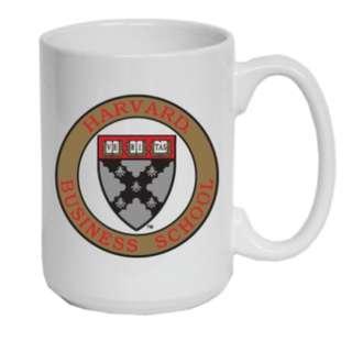 🚚 Harvard Business School Mug