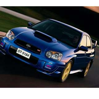 Subaru Impreza WRX Version 8 (MT) Wanted