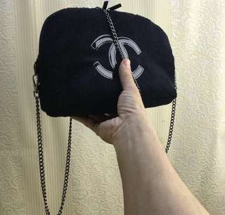 Chanel贈品斜咩袋