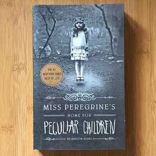 Paperback - Miss Peregrine's Home for Peculiar Children