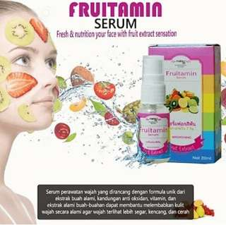 Fruitamin serum