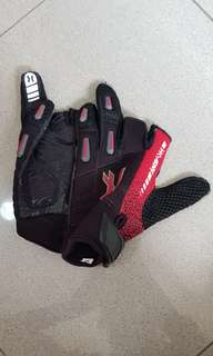 🚚 HK Army Pro Gloves Stealth - Red