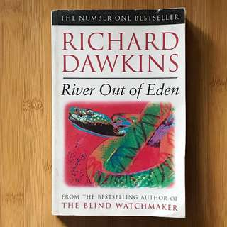 Paperback - River Out of Eden