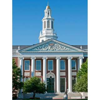 🚚 Baker Library-Harvard Business School