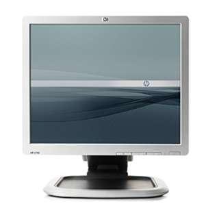 """HP L1750 17"""" LCD Monitor (5:4, 1280x1024, VGA, DVI) w/ USB 2.0 HUB"""