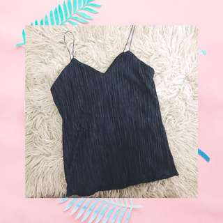 Affordable Pleated Cami Top
