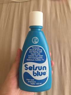 Selsun Blue 120ml