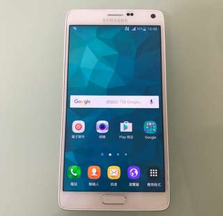Samsung galaxy note 4 32gb perfect condition hk version open line with acesress