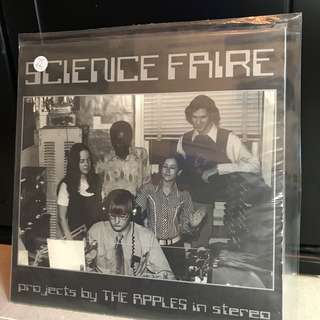 Records Vinyl The Apples In Stereo- Science Faire LP