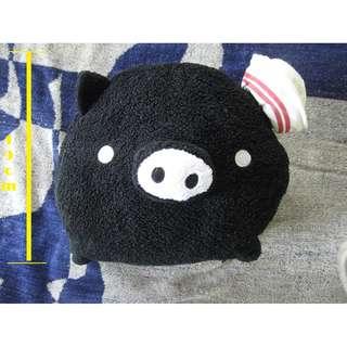 Monokuro Boo Black Stuff Toy
