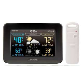 Acurite 02027A1 Weather Station Forecast Temperature