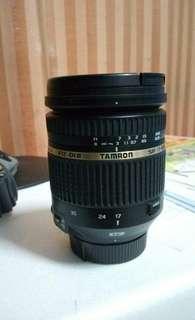 🚚 Tamron 17-50mm f2.8 for nikon.
