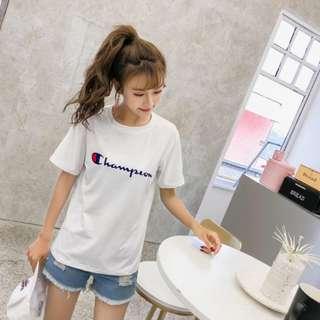 P12785 韓版字母上衣
