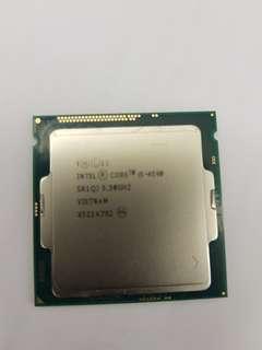 i5 4590 @ 3.30GHz CPU CHIP
