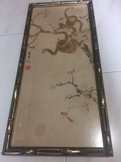 Chinese painting Picture frame
