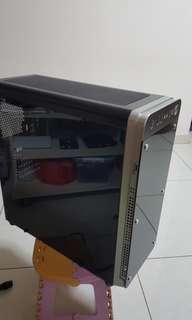 电腦主機連mon鍵盤鼠標喇叭全套电腦