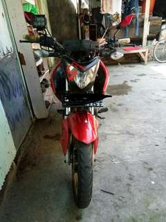 Honda new Megapro th 2011