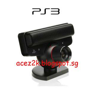 [BN] PS3 Original Sony Eye Camera (Brand New)