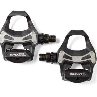 Shimano SPD SL Pedals PD-R550