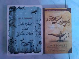 Preloved Books (The Girl with Glass Feet) (The Lamp)