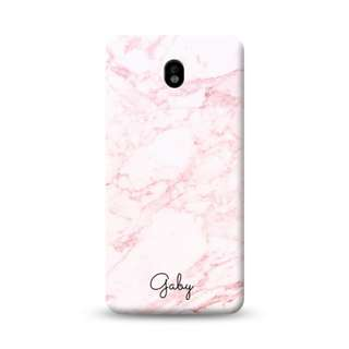 Case HP Custom Nama Marble Samsung Asus IPhone Oppo Sony