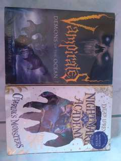 PRELOVED BOOKS (Vampirates Book 1) (Nightmare Academy Book 1)