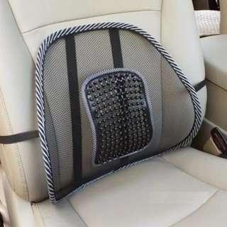 Sandaran penyangga punggung back support jok mobil / sandaran kursi