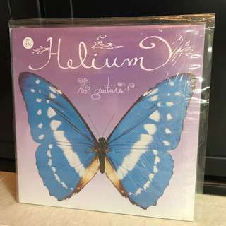 Records Vinyl - Helium Ms Guitars - Matador records LP