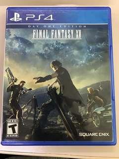 Final Fantasy XV for PS4